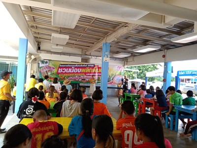 The activity by Toyota GND Chonburi